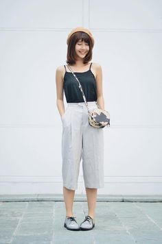 Image result for street style đơn giản