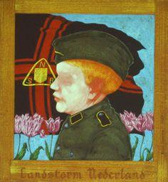 Kunstkabinet Herens: The phenomenon is a flag, called evil / Das Phänom...
