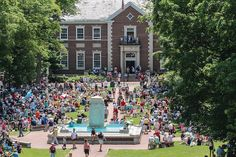 The 20 Best Small Towns to Visit in 2014 | Travel | Smithsonian Number 1- Chautauqua