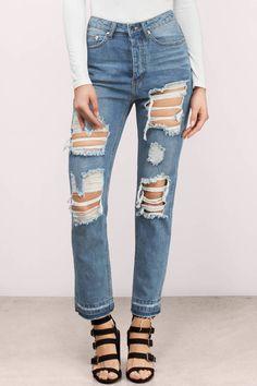 Imagini pentru distressed jeans