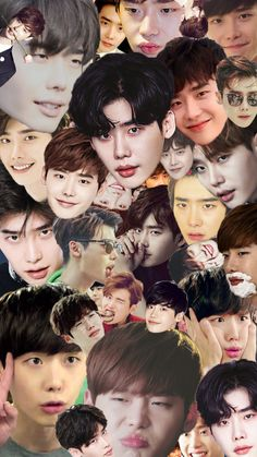 Lee Jong Suk - Kdrama wallpapers from @party-in-hell (on tumblr).