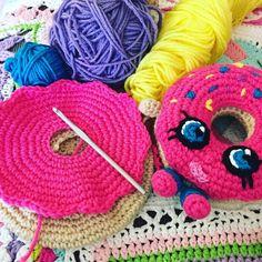 Shopkins Crochet Pattern Crochetkins