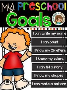 My Preschool Goals, Reading Resources, School Resources, Teacher Resources, Alphabet Letters, Alphabet Worksheets, Little Learners, School Themes, Morning Work, Fun Math