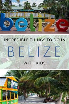 Wondering what to do in Belize with kids? This guide is filled with the best, family-friendly activities in Belize. From San Pedro to San Ignacio, beaches to Mayan ruins and caves, this 7-day itinerary for Belize will help you plan an incredible family holiday in Belize that will keep the whole family entertained. #Belize #familytravel #centralamerica