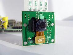 Raspberry Pi - Camera Module   Motion