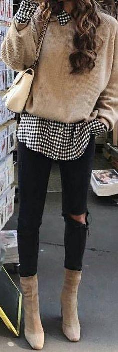 Rseobl Cool Casual Ladies Girls Hooded Hoodies Womens Long Sleeve Plaid Hooded Cardigan Jacket Blouse Moletom Feminino Womens Clothesbluexxlunited States