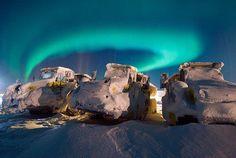 aurora boreal :)