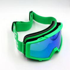 New Man Women Ski Goggles UV Protect Anti-fog Snowmobile Skate Glasses Adult Snowboard Goggles  Winter Snow Skiing Eyewear
