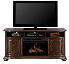 Dimplex - Electric Fireplaces » Media Consoles » Products » Henderson Media Console