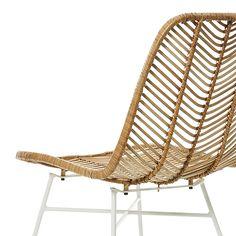 Cebu Rattan Dining Chair Natural