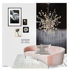 """Day dreamer ..."" by katelyn999 ❤ liked on Polyvore featuring interior, interiors, interior design, home, home decor, interior decorating, nuLOOM, Sugarboo Designs, Zoe Bios Creative and Frontgate"