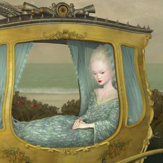 """Forgotten detail #lowbrow #raycaesar #neobaroque #forgotten"""