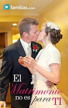 Después de haber estado casado solamente por un año y medio, he llegado a la conclusión de que el matrimonio no es para mí. <Por favor, antes de em...