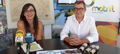 La teniente de alcalde, Alicia Crespo, presenta los recorridos 'La leyenda de la Virgen de las Azucenas' y 'El Sonido del Azúcar'