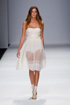 Vanessa Bruno Spring 2013