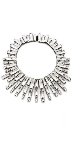 Noir Jewelry Nightfall Statement Collar