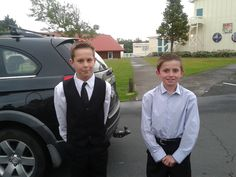Luke and Liam