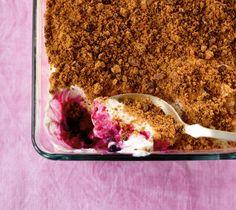 Quark-Beeren-Dessert Rezept - ESSEN & TRINKEN
