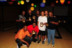 Top Bowlers from last year's Change A Life Bowling Fundraiser!!