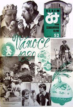 Vánoční Československý program Baseball Cards, Program, Sports, Movies, Movie Posters, Art, Hs Sports, Art Background, Film Poster