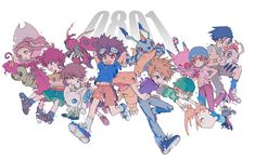 Digimon Tamers, Digimon Digital Monsters, Digimon Adventure Tri, Sailor Moon, Old Things, Random Things, Character Art, Anime, Pokemon