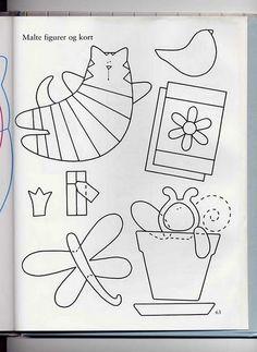 Ideia patchcolagem by Rosi Patchwork & Quilting, via Flickr