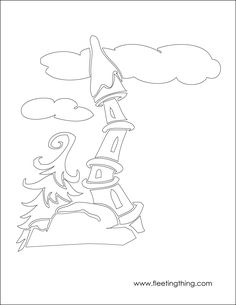 whoville coloring pages - photo#15