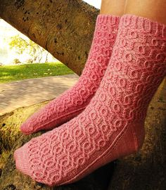 Primrose sock : Knitty Spring+Summer 2011