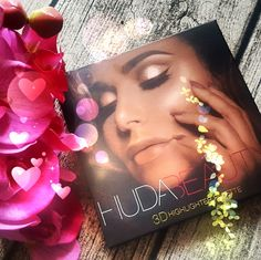 Is Huda Beauty 3D Highlighter Palette worth the money?