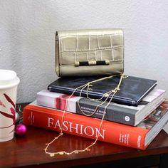 Gold accessories <3
