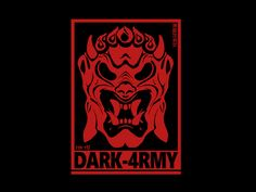 The Dark Army designed by Arthur . Connect with them on Dribbble; Robot Tv Show, Robot Tattoo, Mr Robot, Cool Names, Darwin, Cyberpunk, Pixel Art, Art Reference, The Darkest