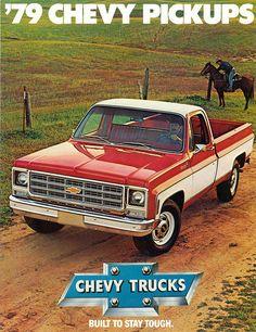 1979 Chevrolet Silverado Pickup Truck