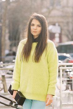 Vanessa Jackman: Paris Fashion Week AW 2012...Doina