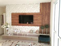 Home Lindo da nossa Cliente padrao rustic com lacca na frente da gaveta e Madeira nude. #home #decor #design #criaremoveis @criaremoveiscvel