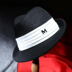 Nice hats for women Jazz Dance, Cool Hats, Hats For Women, Black And White, Lady, Collection, Color, Nice, Products
