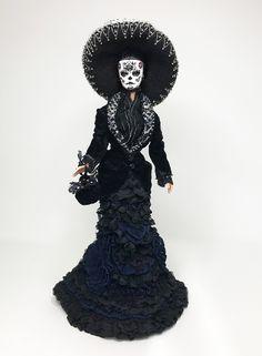 Day of the Dead Victorian Silkstone  Barbie