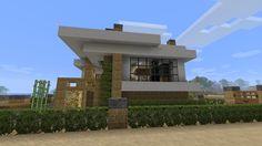 Minecraft Modern Mansions Xbox 360