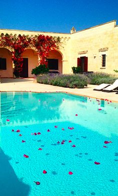 A Luxury Masseria in Puglia, Italy, from Passepartout Homes, our Puglian Paradise. Split into 4 self-contained areas, it was perfect for sharing whilst retaining hotel-style privacy. Recommendation: Enjoy a fantastic dinner cooked by a professional chef on the premises.