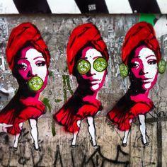 Art nas ruas #art #colors #face #grafitti #grafitesp #brazil #sampa #graffiti #artist #grafiteiro #color #graffitist #face #drawing #design ...