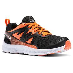 Reebok Run Supreme 2.0 Boys' Running Shoes, Size: 12, Black