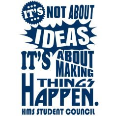 Student Council or STUCO T-Shirt Design - Life Slogans Specializing in custom school tshirts and student council tshirts for 30 years. Student Council Speech, Slogans For Student Council, Student Council Campaign, School Campaign Ideas, School Campaign Posters, Campaign Slogans, Presidential Posters, Life Slogans, School Shirt Designs