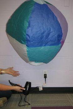 Pitsco Hot Air Balloon