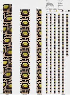 Perleaqua Pattern Crochet » Perleaqua