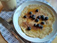 Pohankové palačinky Pancakes, Pie, Breakfast, Food, Torte, Morning Coffee, Cake, Fruit Cakes, Essen