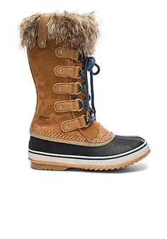 22c9c7aa783c Shop for Sorel Joan of Arctic Boot with Faux Fur in Elk at REVOLVE.