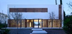 A Family House By Pitsou Kedem Architects In Kfar Shmaryahu, Israel