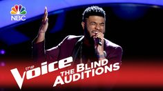 "The Voice 2015 Blind Audition - Mark Hood: ""Use Me"""