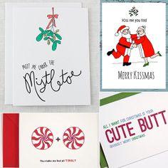 Christmas Cards Better Than Mistletoe