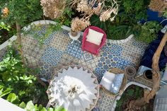 Colorful, Eclectic, Old-School Glamour in Cape Town