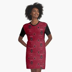 I Dress, Shirt Dress, T Shirt, Graphic Quotes, Chiffon Tops, Me Quotes, Short Sleeve Dresses, Printed, Awesome
